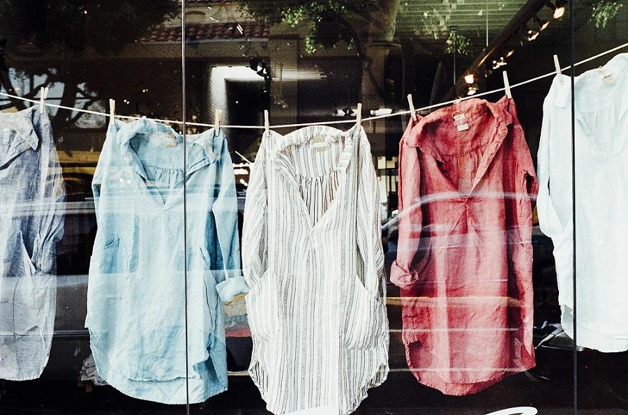 Одежда на французском